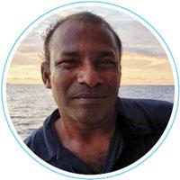 Batery - Captain - Manta Cruise Maldives