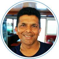 Lucky - Bartender - Manta Cruise Maldives
